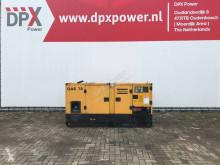 material de obra Atlas Copco QAS78 - 78 kVA Generator - DPX-11906