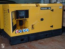 Delta Power DP90 KVA Generator Silent Unused New construction