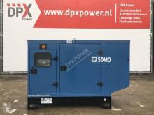 utilaj de şantier SDMO J77 - 77 kVA Generator - DPX-17104