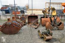 matériel de chantier nc Schaufeln und Zubehör für CAT-ZEPPELIN-HYUNDAI