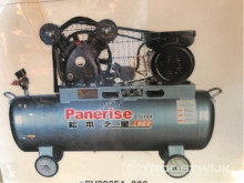 Panerise compressor construction