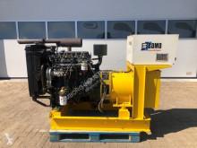 mezzo da cantiere SDMO NS 60 Perkins Leroy Somer 60 kVA generatorset