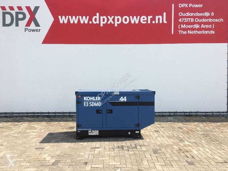 Vedeţi fotografiile Utilaj de şantier SDMO J44K - 44 kVA Generator - DPX-17102