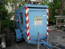 matériel de chantier nc DIA Pumpe auf Fahrgestell