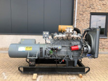material de obra MAN D2566 ME AEG 130 kVA ex emergency generatorset