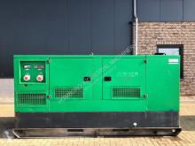 matériel de chantier nc DJS 100 kVA Supersilent generatorset