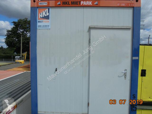 Voir les photos Matériel de chantier nc 20 Fuß  Dusch-Container S15