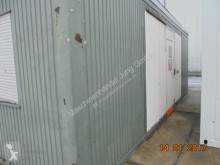 matériel de chantier nc Werkstatt Container W4