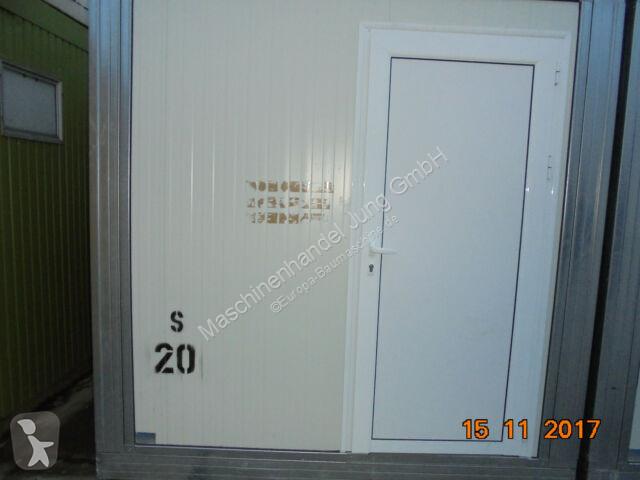 Voir les photos Matériel de chantier nc 20 Fuß  Dusch-Container