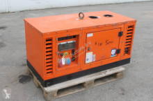 matériel de chantier groupe électrogène Europower