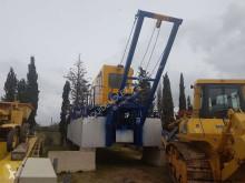 matériel de chantier Habermann SAUGBAGGER KBPL 250