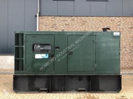 John Deere generator construction