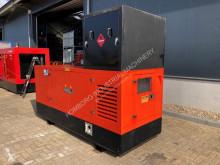 matériel de chantier Iveco 8061 Mecc alte Spa 130 kVA generatorset als nieuw !