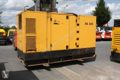 Atlas Copco QAS 228 construction