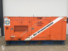 Iveco 8361 Leroy Somer 165 kVA Supersilent 7252 construction
