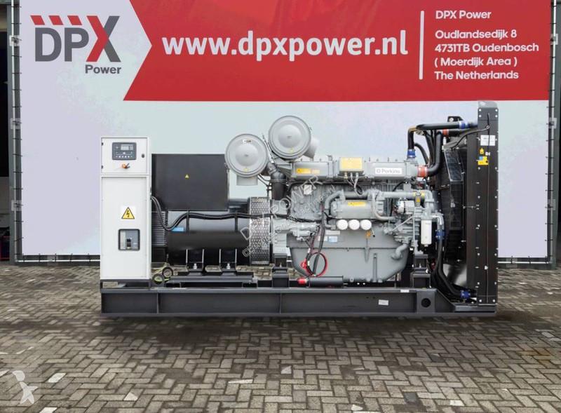 Voir les photos Matériel de chantier Perkins 2806A-E18TAG1A - 660 kVA Generator - DPX-15716