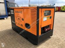 matériel de chantier Atlas Copco QAS 45 Perkins Stamford 50 kVA Supersilent generatorset
