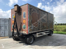 matériel de chantier MAN D2842 LE21 Leroy Somer 500 kVA Supersilent generatorset