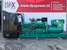 Cummins KTA50-GS - 1.675 kVA Generator - DPX-18534 construction