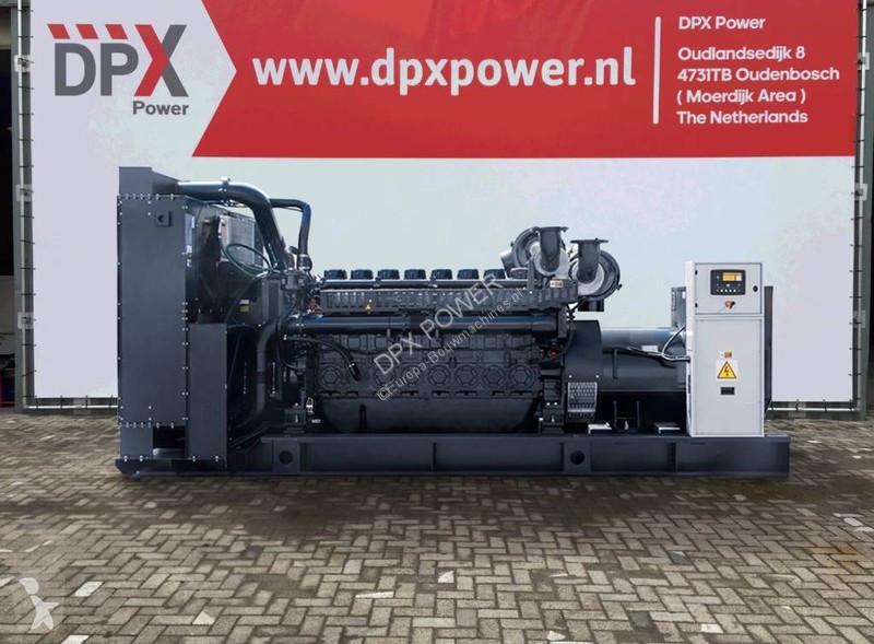 Vedeţi fotografiile Utilaj de şantier Perkins 4008-30TAG3 - 1.250 kVA Generator - DPX-15720.1