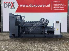 matériel de chantier Perkins 4008TAG1A - 1.000 kVA Generator - DPX-15719.1