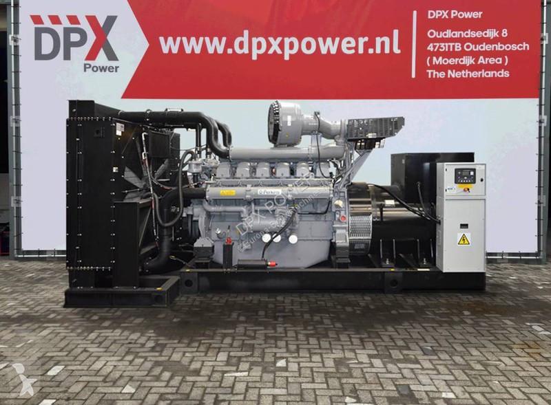 Voir les photos Matériel de chantier Perkins 4012-46TAG3A - 1.875 kVA Generator - DPX-15723