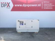 utilaj de şantier FG Wilson P110-3 - 110 kVA Generator - DPX-16008