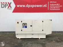 utilaj de şantier FG Wilson P165-5 - 165 kVA Generator - DPX-16010