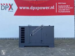 stavební vybavení elektrický agregát Iveco