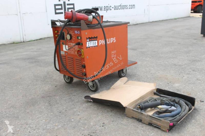 Vedeţi fotografiile Utilaj de şantier nc Philips TIG 200AD Lasapparaat