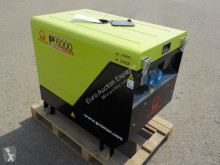 material de obra Pramac P6000 Diesel Generator