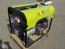 matériel de chantier groupe électrogène Pramac