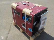 material de obra Pramac 5000S Generator