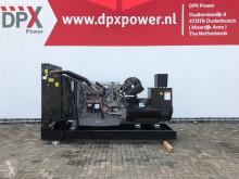 Perkins 2506C-E15TAG1 - 500 kVA Generator - DPX-11888 construction