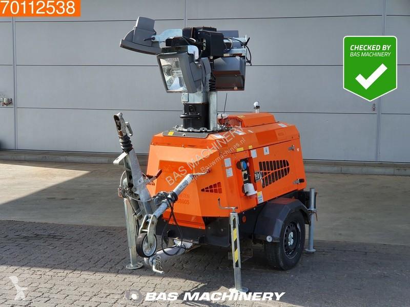Prohlédnout fotografie Stavební vybavení Tower Light VT1 Good Condition