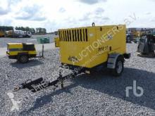 matériel de chantier compresseur Atmos