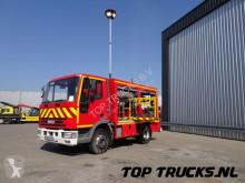 camion Iveco 80E170 Eurocargo - 16 KVA electricity generator, Elektrizitat Generator,