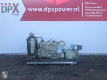 materiaal voor de bouw Cummins NT-855-G1 - 260 kVA Generator set - DPX-11932
