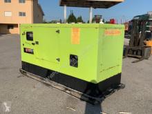 stavební vybavení elektrický agregát Pramac