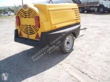 stavební vybavení kompresor Sullair