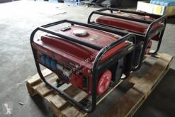 matériel de chantier nc Pallet of Petrol Generator (2 of), Electric Tools