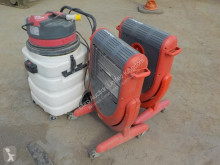 n/a 110Volt Heater (2 of), 110Volt Wet & Dry Vacuum construction