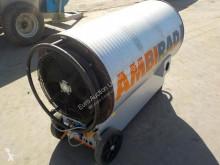 n/a Ambirad Tornado 600 240Volt/Gas Space Heater construction