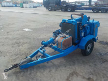 matériel de chantier Perkins Single Axle Trailer Mounted Diesel Water Pump c/w Engine