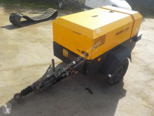 Ingersoll rand P130WD construction