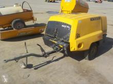 Kaeser M43 150CFM construction