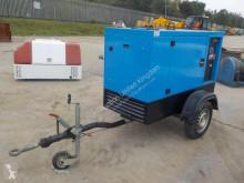 Stephill 25KvA Trailer Mounted Generator construction