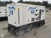matériel de chantier groupe électrogène Broadcrown