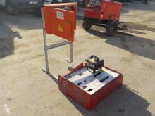 Blakley Distribution Box & Board (3 of) construction