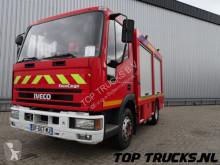 camion Iveco Euro Cargo 80 E15, Calamiteitenauto, 17,5 kva 24/220/380 Generator